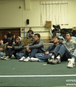 Students from Kickoff '11