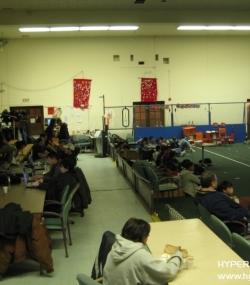 HYPER Robotics Team watching the Kickoff '11