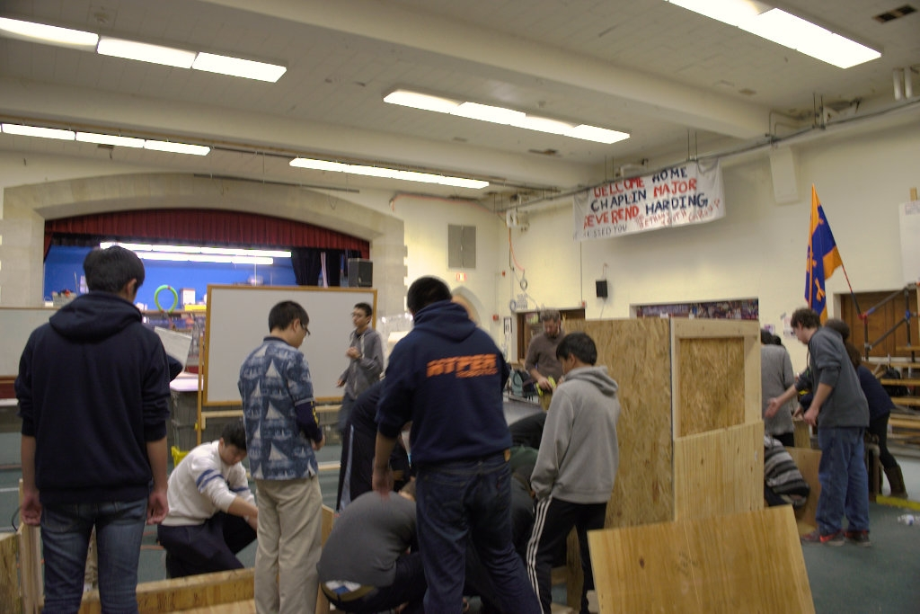 01.HYPER.Robotics Fall Wood Workshop