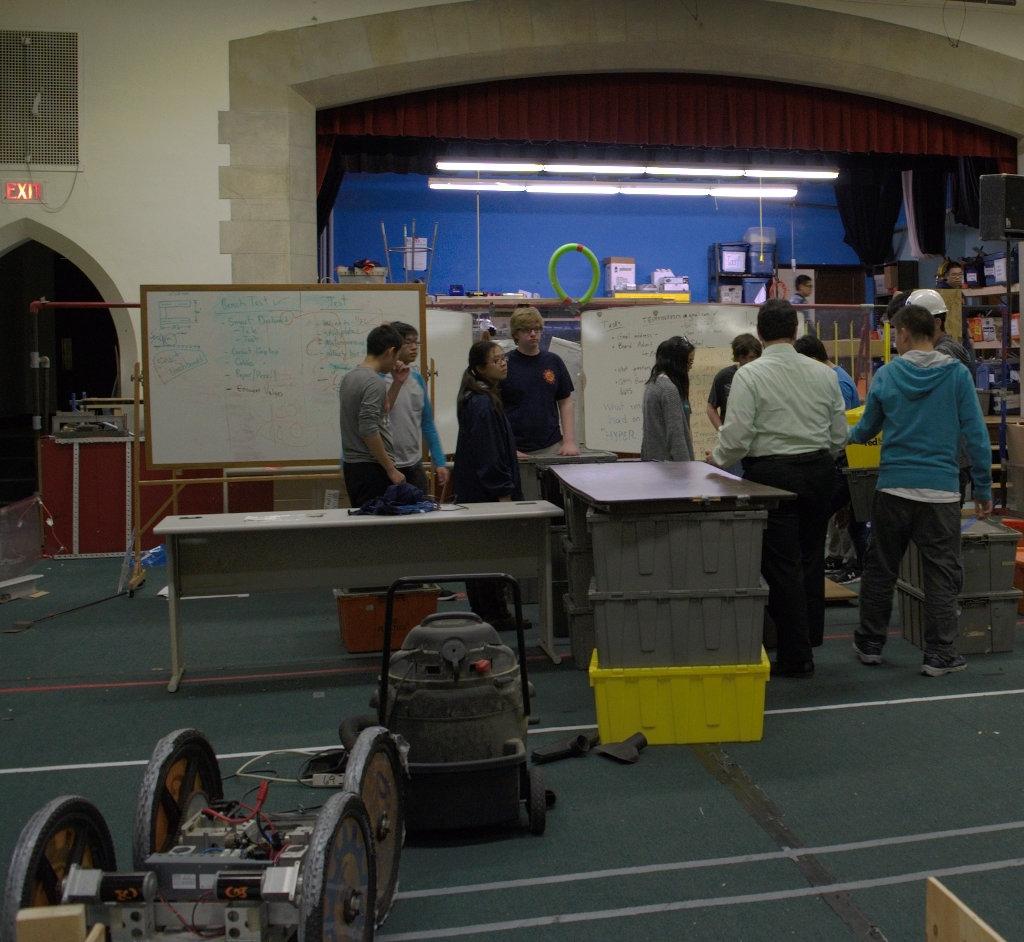 17.HYPER.Robotics Fall Wood Workshop