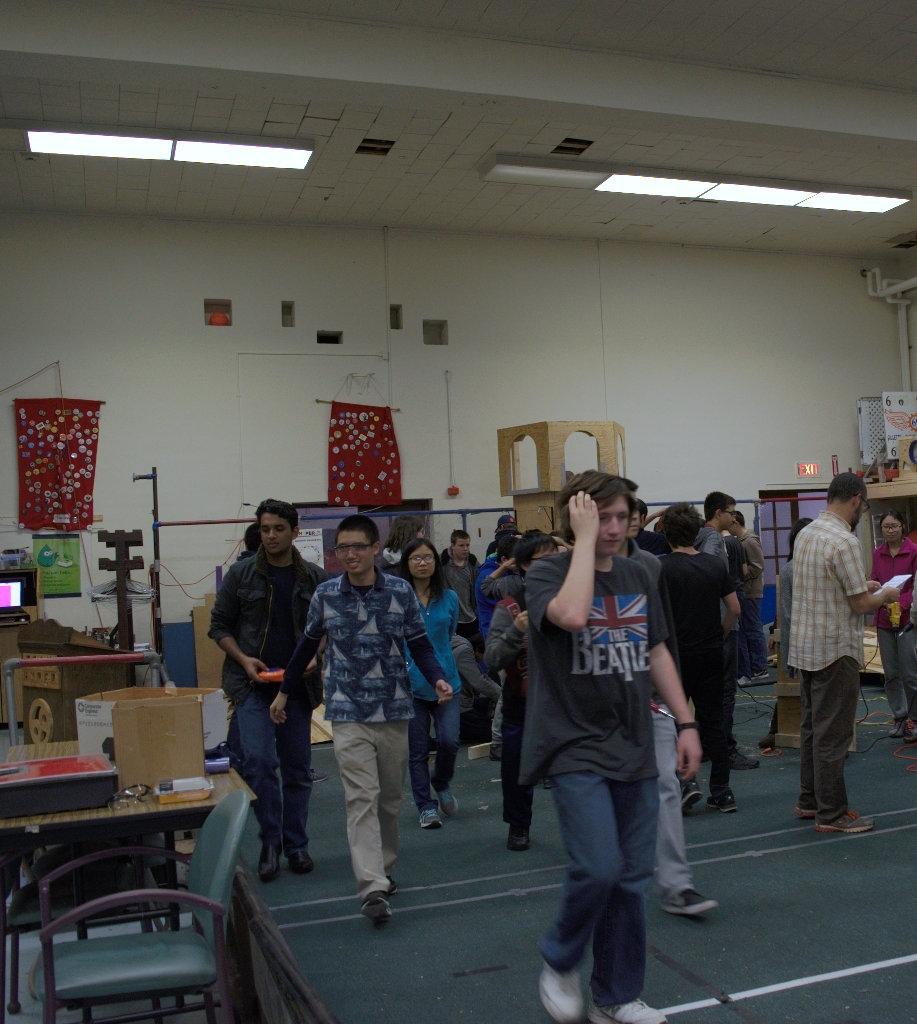 34.HYPER.Robotics Fall Wood Workshop