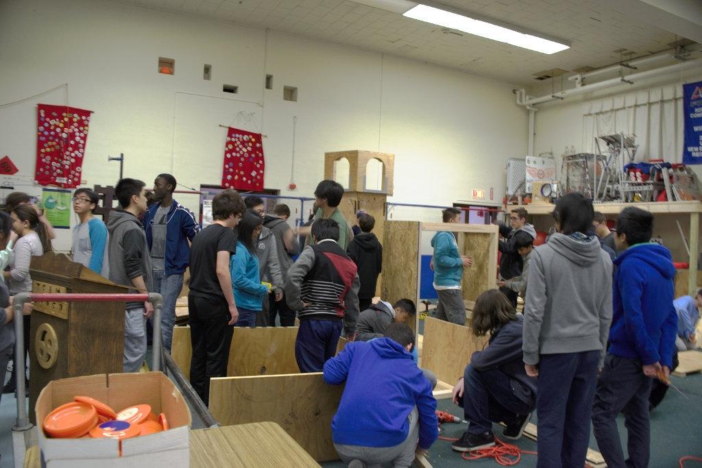 37.HYPER.Robotics Fall Wood Workshop