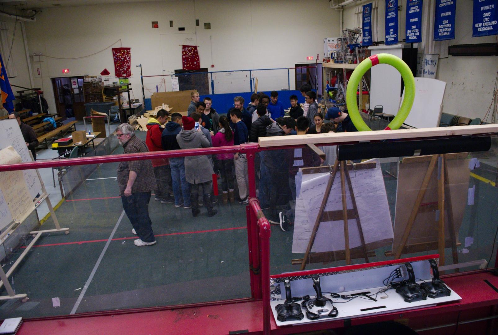 45.2016 HYPER Robotics Metal Workshop