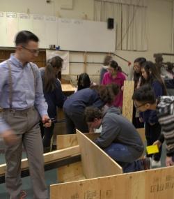 02.HYPER.Robotics Fall Wood Workshop