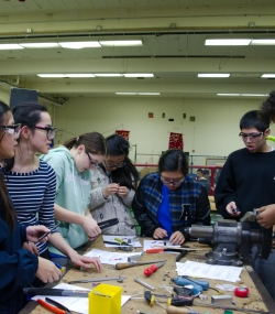 05.2016 HYPER Robotics Metal Workshop