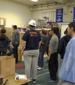 06.HYPER.Robotics Fall Wood Workshop