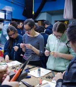 10.2016 HYPER Robotics Metal Workshop