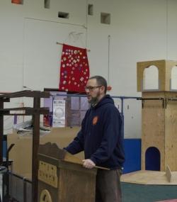 11.HYPER.Robotics Fall Wood Workshop
