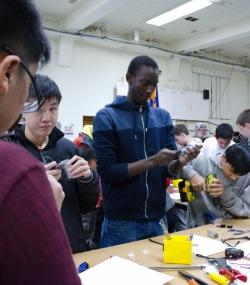 12.2016 HYPER Robotics Metal Workshop