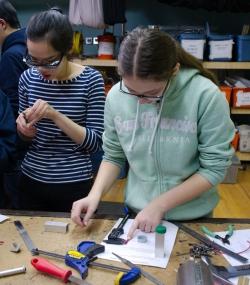 16.2016 HYPER Robotics Metal Workshop