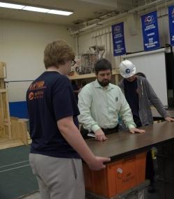 16.HYPER.Robotics Fall Wood Workshop