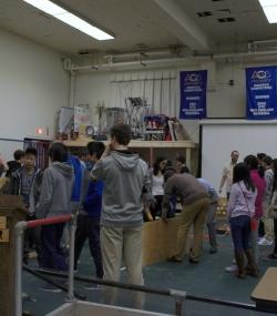 22.HYPER.Robotics Fall Wood Workshop