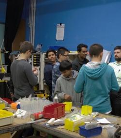 24.HYPER.Robotics Fall Wood Workshop
