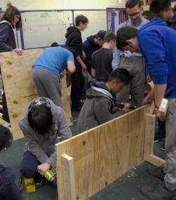 25.HYPER.Robotics Fall Wood Workshop