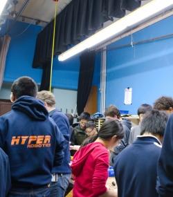 30.2016 HYPER Robotics Metal Workshop