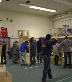 33.HYPER.Robotics Fall Wood Workshop