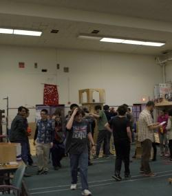 35.HYPER.Robotics Fall Wood Workshop