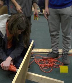 39.HYPER.Robotics Fall Wood Workshop