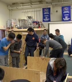 40.HYPER.Robotics Fall Wood Workshop