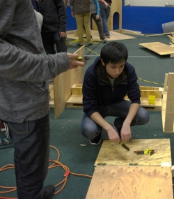 42.HYPER.Robotics Fall Wood Workshop