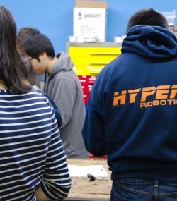44.2016 HYPER Robotics Metal Workshop