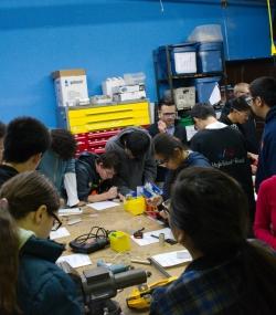 46.2016 HYPER Robotics Metal Workshop