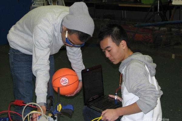 Programming & Electrical 2012