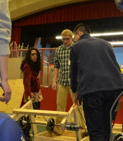 Building the catapult