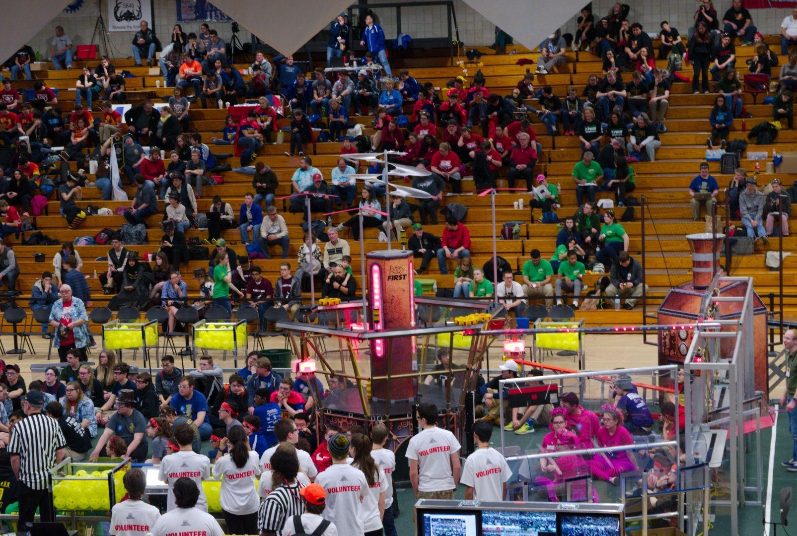 008.2017 Rhode Island District First Robotics Competition