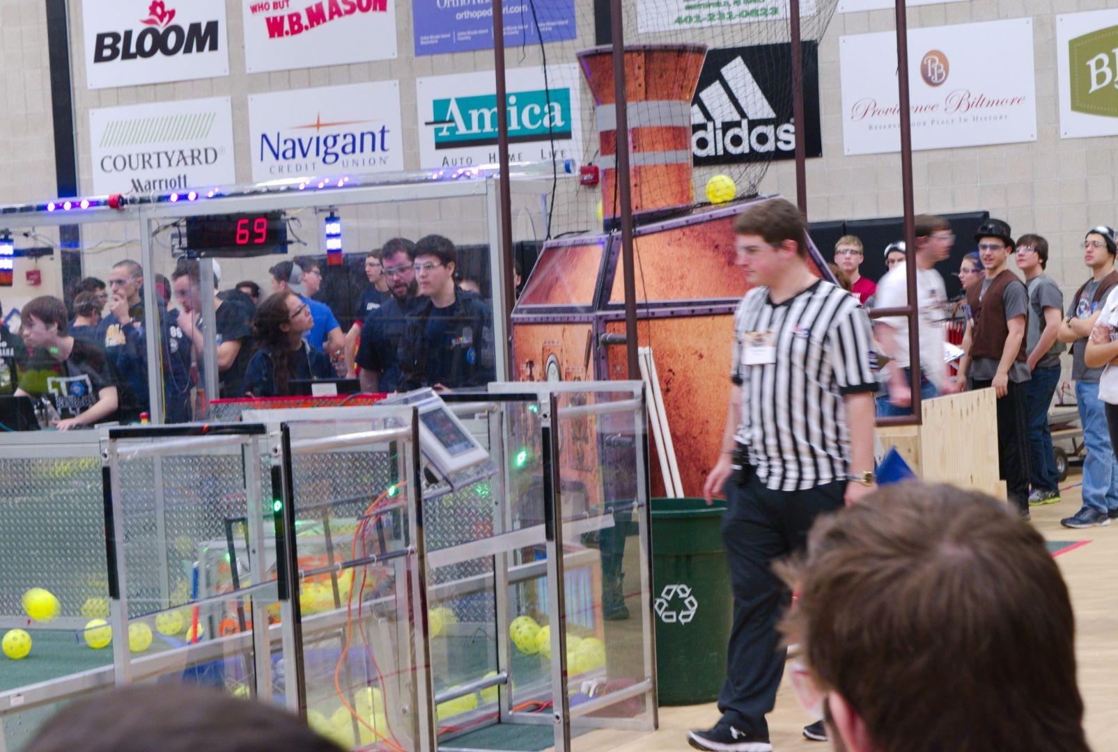 017.2017 Rhode Island District First Robotics Competition