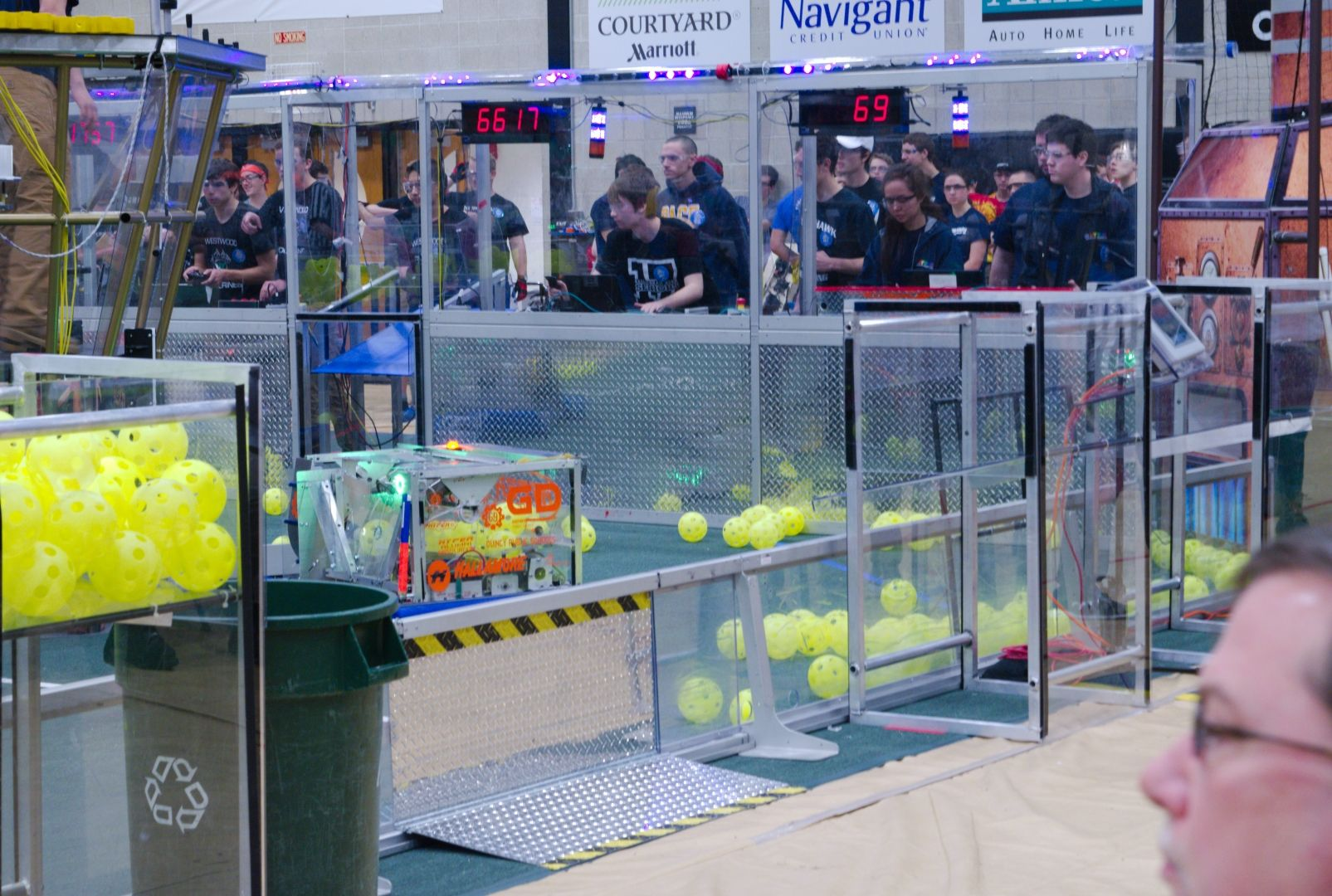 018.2017 Rhode Island District First Robotics Competition
