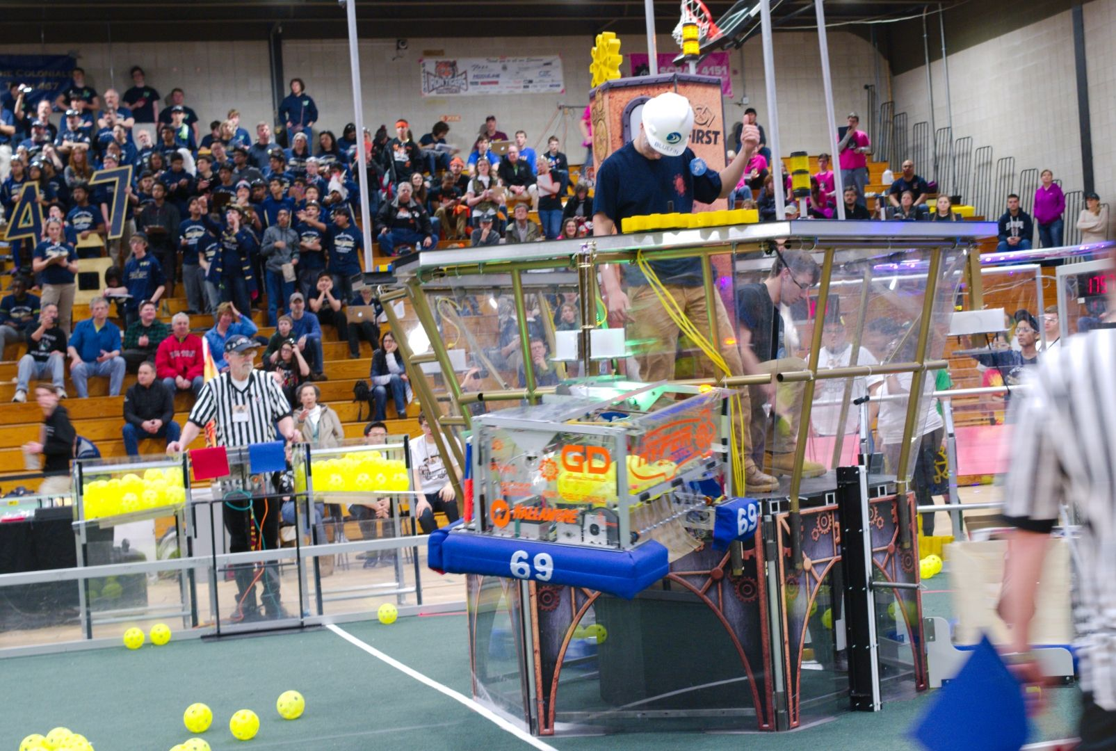 019.2017 Rhode Island District First Robotics Competition
