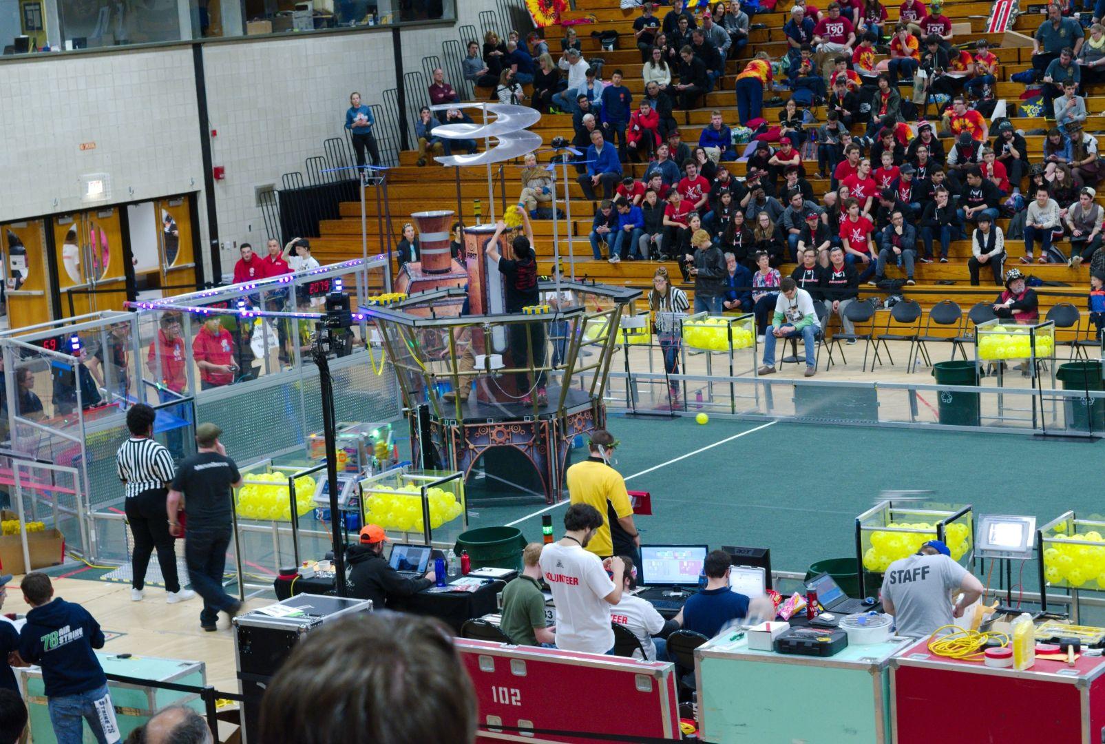 024.2017 Rhode Island District First Robotics Competition