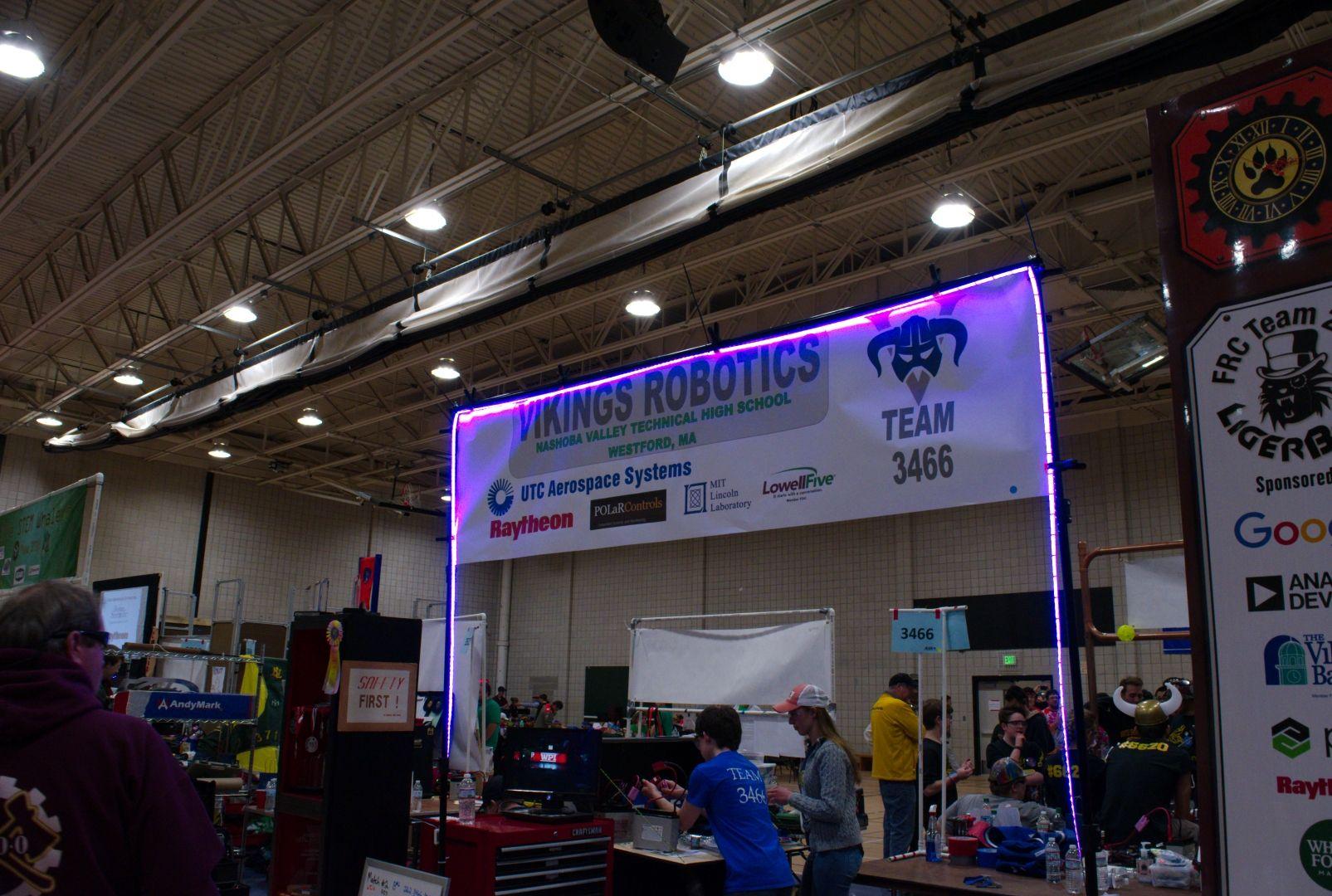 027.2017 Rhode Island District First Robotics Competition