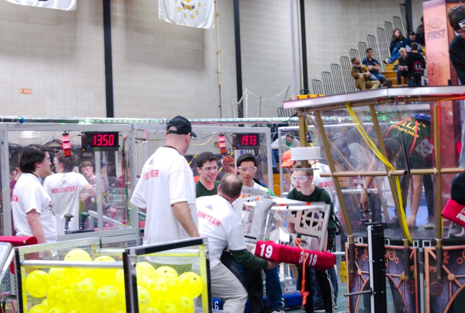 031.2017 Rhode Island District First Robotics Competition