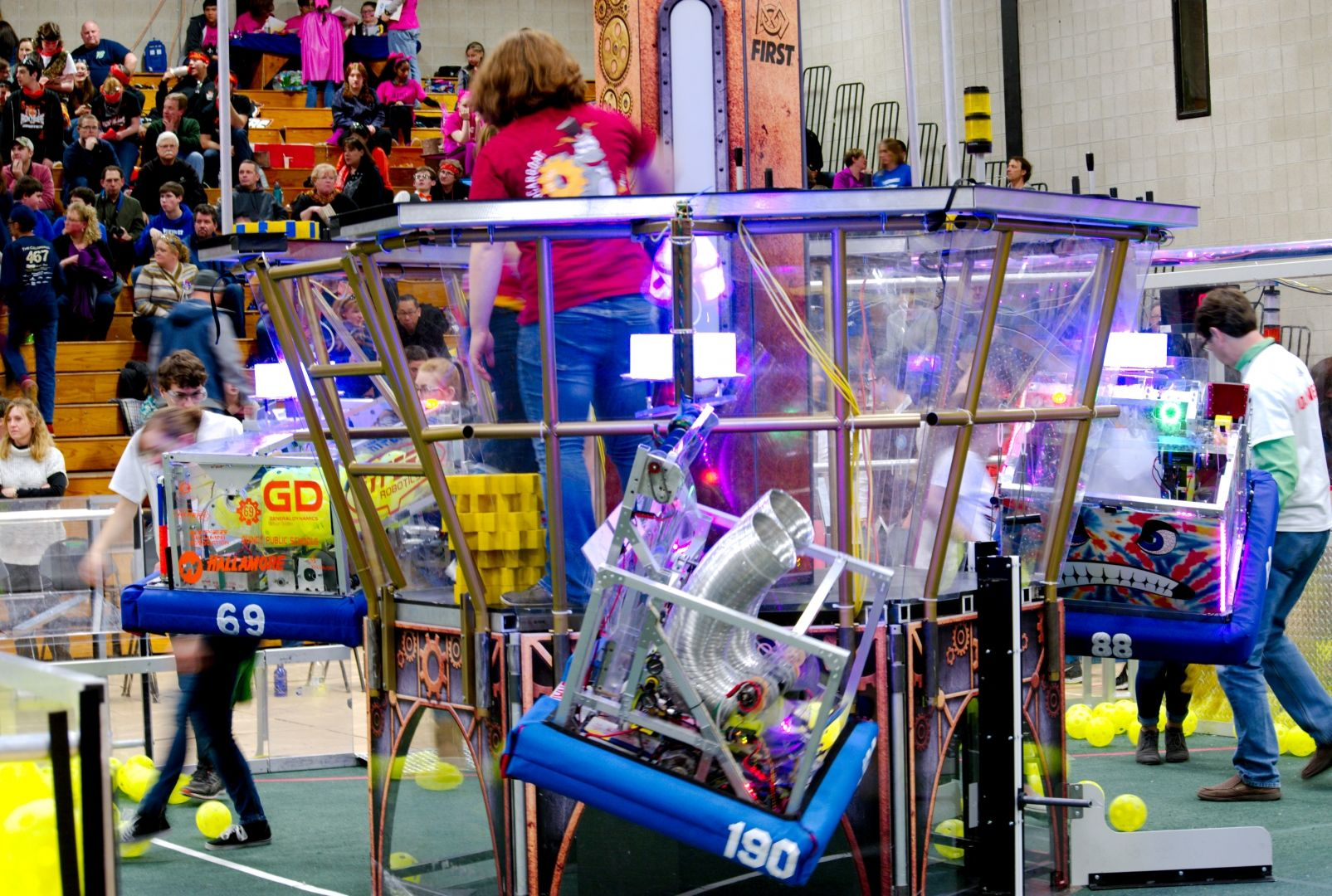 035.2017 Rhode Island District First Robotics Competition