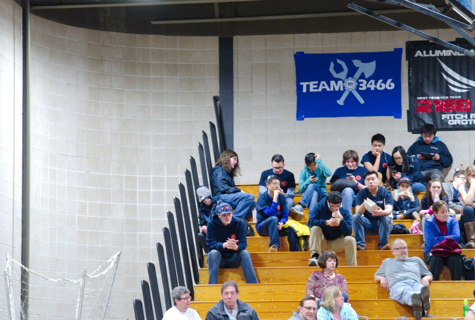 037.2017 Rhode Island District First Robotics Competition