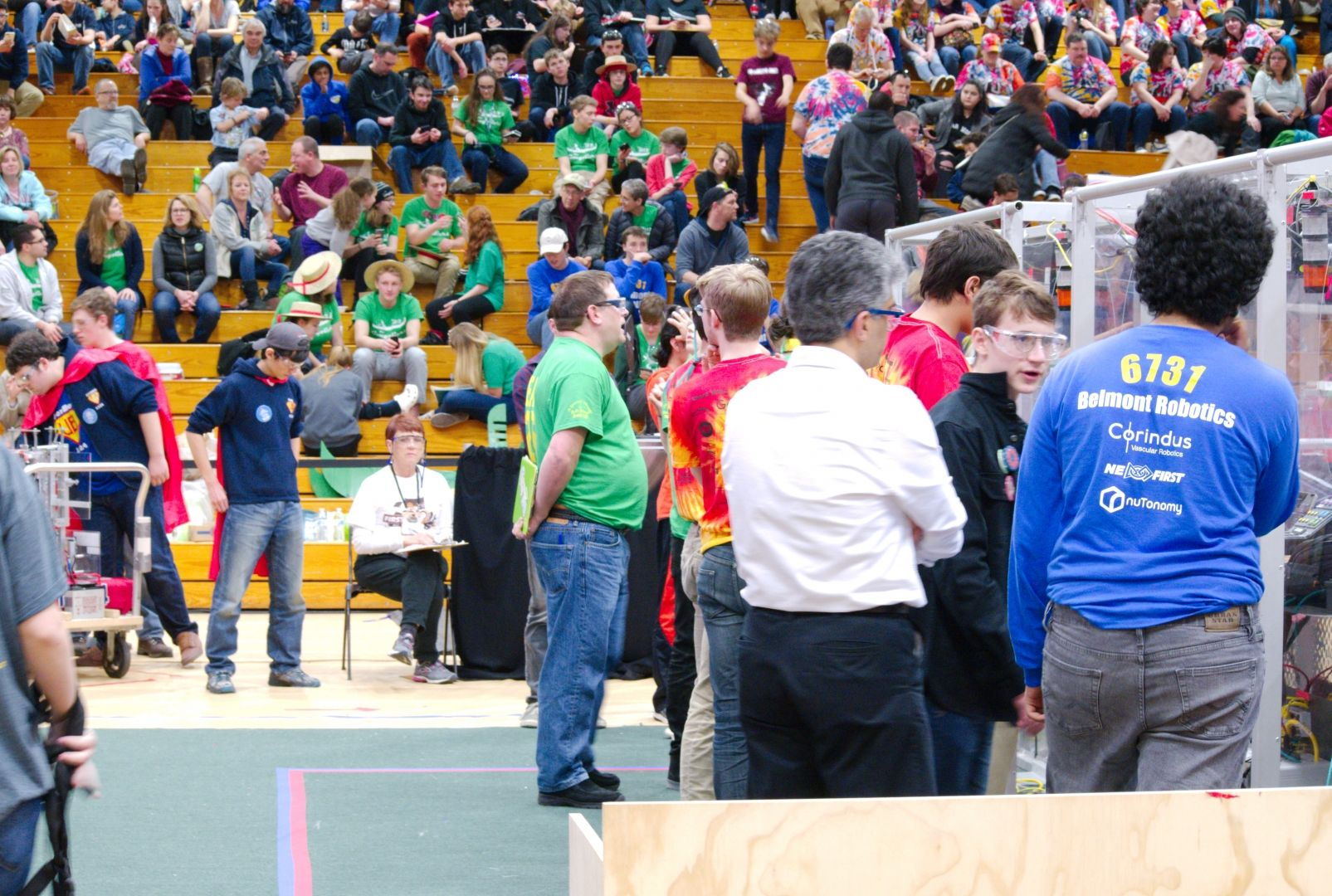038.2017 Rhode Island District First Robotics Competition