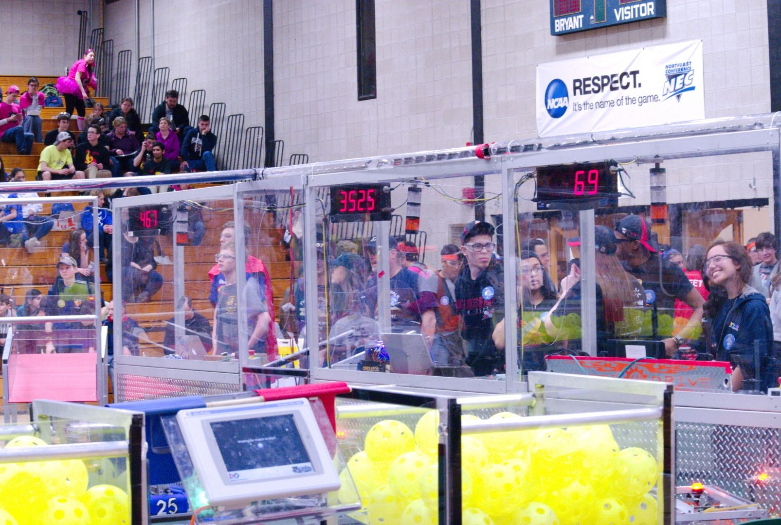 044.2017 Rhode Island District First Robotics Competition