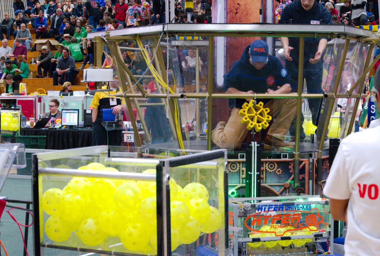 046.2017 Rhode Island District First Robotics Competition
