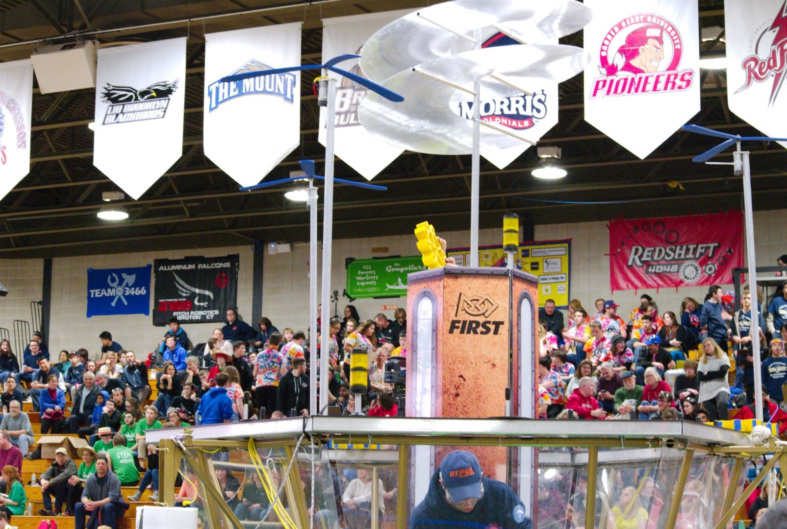 048.2017 Rhode Island District First Robotics Competition
