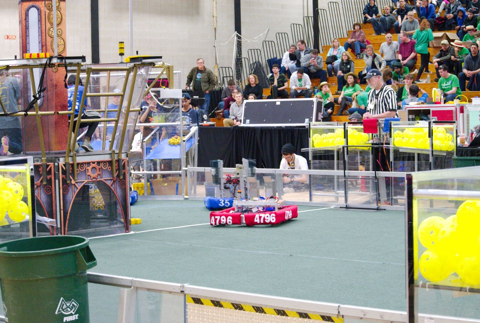 051.2017 Rhode Island District First Robotics Competition