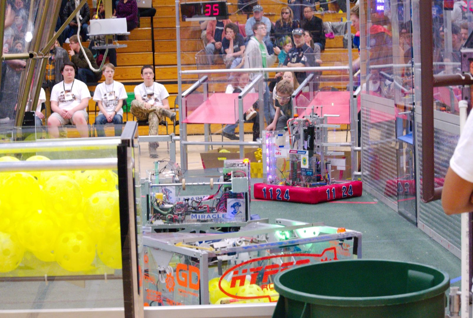 058.2017 Rhode Island District First Robotics Competition