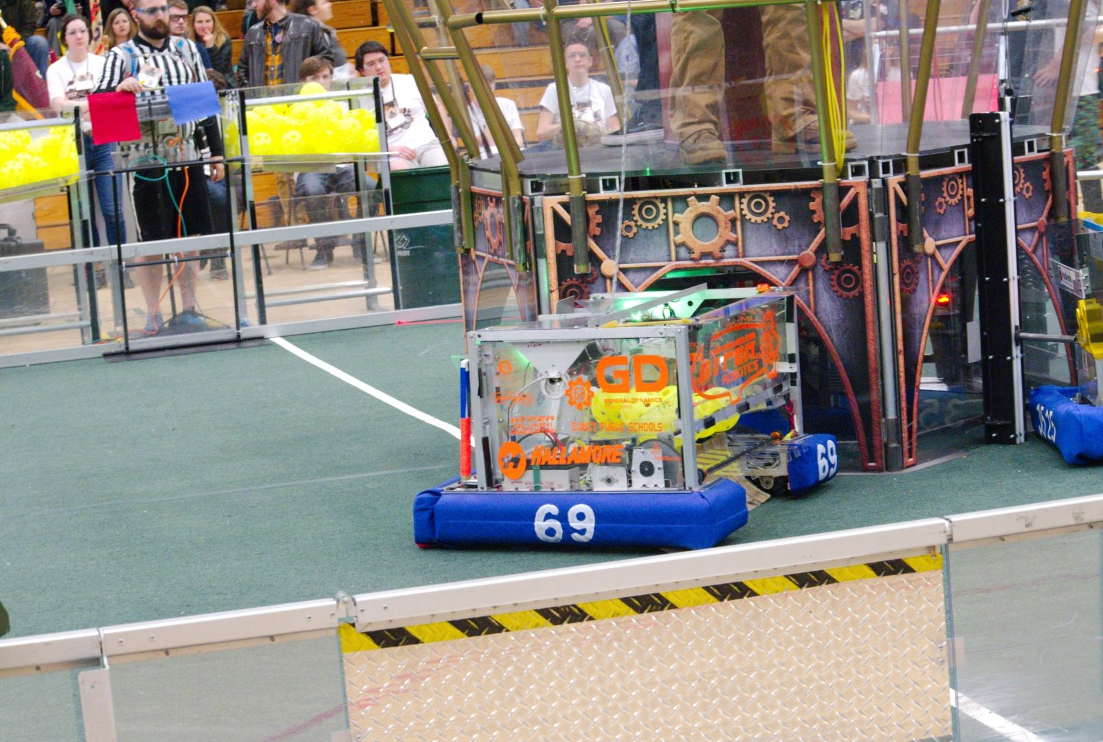 059.2017 Rhode Island District First Robotics Competition