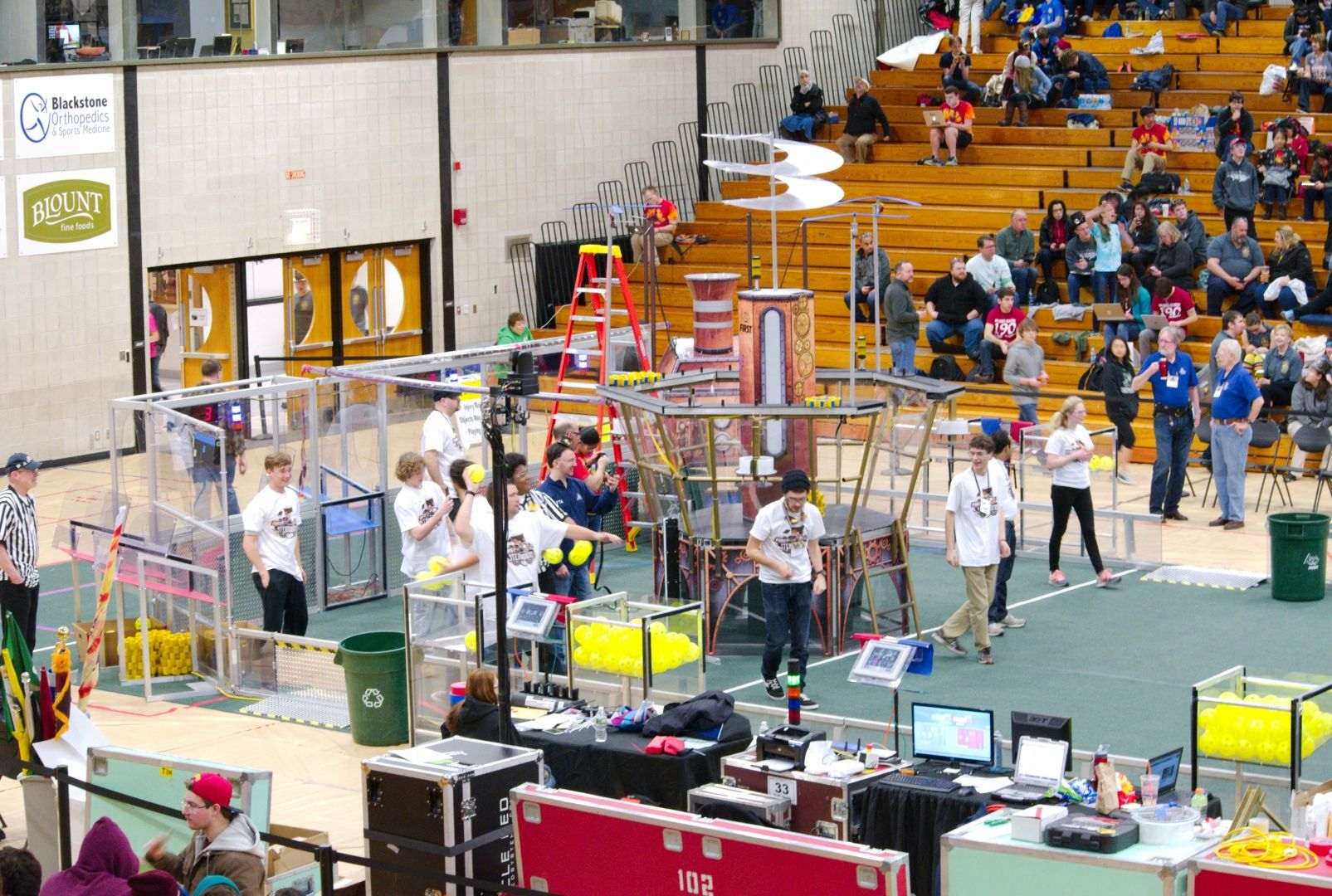 078.2017 Rhode Island District First Robotics Competition