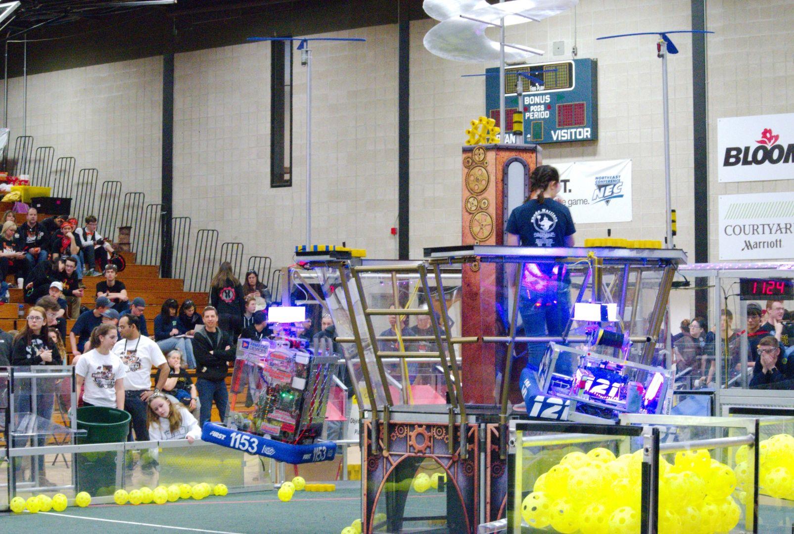 090.2017 Rhode Island District First Robotics Competition
