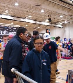 003.2017 Rhode Island District First Robotics Competition