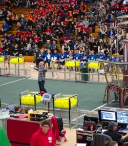 009.2017 Rhode Island District First Robotics Competition
