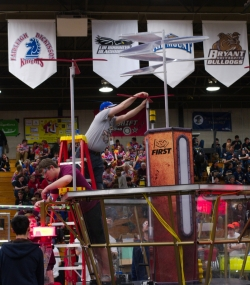 010.2017 Rhode Island District First Robotics Competition