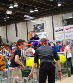 011.2017 Rhode Island District First Robotics Competition